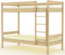 Кровать двухъярусная Березка 5