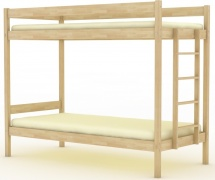 Кровать двухъярусная Березка 5.1