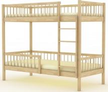 Кровать двухъярусная Березка 10