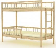 Кровать двухъярусная Березка 10.1