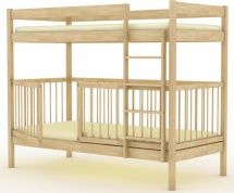 Кровать двухъярусная Березка 12