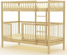 Кровать двухъярусная Березка 12.1