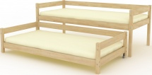 Кровать двухъярусная выкатная Березка 13