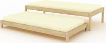 Кровать двухъярусная выкатная Березка 14