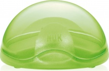 Футляр Nuk для соски-пустышки, зеленый