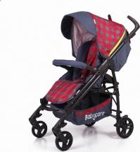 Коляска-трость Baby Care GT4 Красный 17 (Red 17)