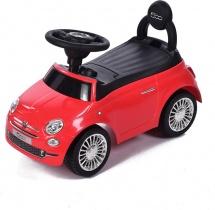 Каталка Baby Care Fiat 500, красный