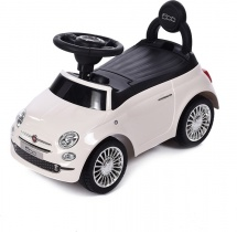 Каталка Baby Care Fiat 500, белый