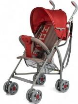 Коляска-трость Baby Care Hola Красный 18 (Red 18)