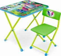 Набор мебели Ника Dreamworks Тролли Т-2