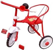 Велосипед MobyKids Муравей, красный
