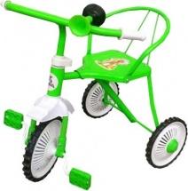 Велосипед MobyKids Муравей, зеленый