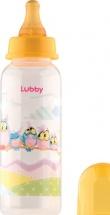 Бутылочка Lubby Веселые животные Сова 250 мл