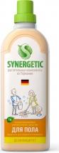 Средство Synergetic универсальное для мытья пола и поверхностей 1л