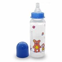 Бутылочка Курносики Маша и медведь 240 мл
