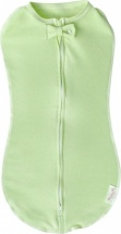 Пеленка-матрешка Пампусики на молнии 70 см, зеленый