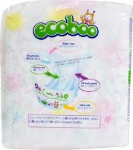 Подгузники Ecoboo L (9-13 кг) 20 шт
