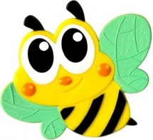 Мини-коврик Valiant Пчелка, зеленый