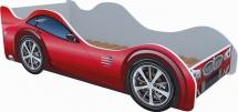 Кровать-машинка Кроватка 5 БМВ красная