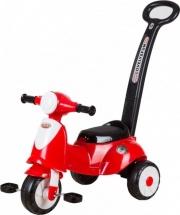 Каталка Baby Care Smart Trike красная