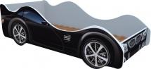 Кровать-машинка Кроватка 5 БМВ черная