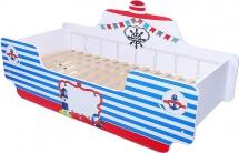 Кровать-кораблик Кроватка 5 Юнга