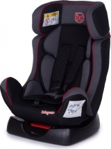Автокресло Baby Care Nika 0-25 кг черный/серый 1008