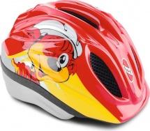 Шлем Puky красный размер M/L (52-58)