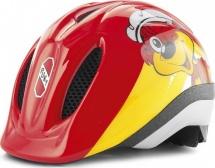 Шлем Puky красный размер X/S (44-49)