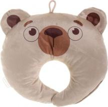 Подушка под шею Крошкин дом Медвежонок
