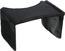 Столик-органайзер Torso для детского автокресла черный