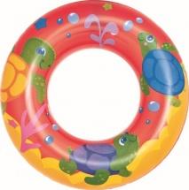 Круг для плавания Bestway Морские приключения 51 см 3-6 лет цвет микс