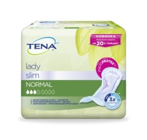 Прокладки женские Tena Lady Slim Normal 8 шт