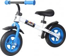 Беговел Moby kids KidRun 10 с надувными колесами синий