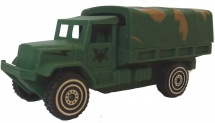 Машинка Little Zu Военная техника Грузовик