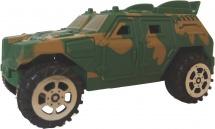 Машинка Little Zu Военная техника Джип