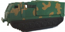 Машинка Little Zu Военная техника Самоходная установка ЗРК