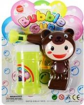 Набор для пускания мыльных пузырей Зоопарк