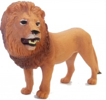 Фигурка Little Zu Дикие животные Лев