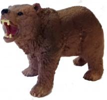 Фигурка Little Zu Дикие животные Бурый медведь