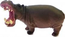Фигурка Little Zu Дикие животные Бегемот