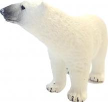 Фигурка Little Zu Дикие животные Белый медведь