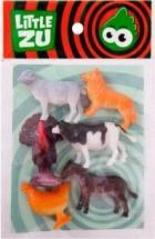 Фигурка Little Zu Набор Домашние животные №1