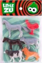 Фигурка Little Zu Набор Домашние животные №2