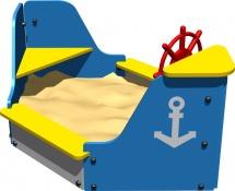 Песочница Romana Лодка