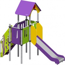 Детская площадка Romana зеленый