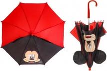 Зонт Disney Микки Маус с ушами d=51 см