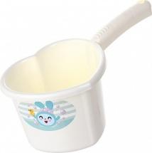 Ковшик Пластик-Центр Малышарики молочный