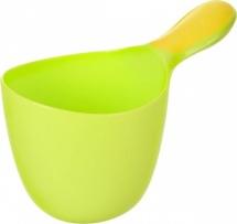 Ковшик для купания малыша, зеленый