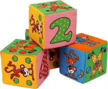 Кубики Дельфин Веселый счет